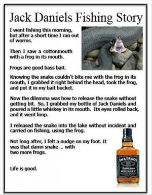 funny fishing stories