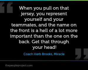 , Herbs Brooks, Miracle On Ice Quotes, Coaches Herbs, Hockey Quotes ...