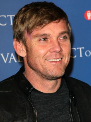 Ricky Schroder says he made out with Whitney Houston