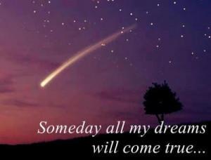 Dream world-Live Your Dream- Broken star wish