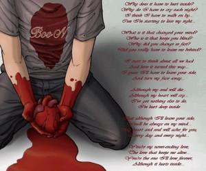 love u..n care 4 u...thats why u hurt me everytime..