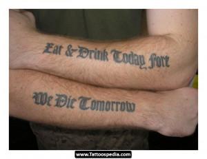 Good%20Tattoo%20Quotes 18 Good Tattoo Design Idea Quotes 18