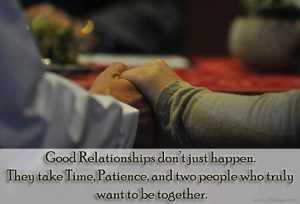 Relationship Quotes-Thoughts-Good Relationship-Nice Quotes