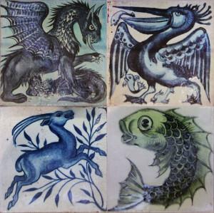 Tiles - William De Morgan.De Morgan, Fab Tile, Flickr Tile, Art And ...
