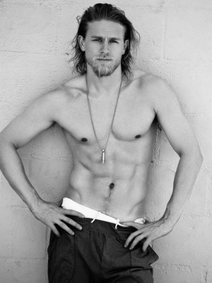Published April 9, 2012 at 798 × 1063 in 17 Sexy Shots of Charlie ...