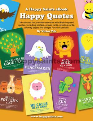 Happy Quotes eBook
