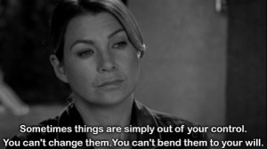 Meredith Grey, quotes