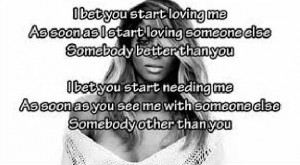 bet lyrics: Life Quotes, Sayings Quotes, Lyrics Quotes, Songs S Quote ...