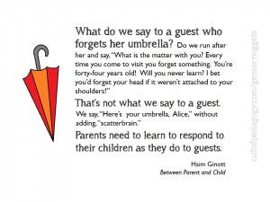 Genius Nugget: Haim Ginott on How We Speak to Children