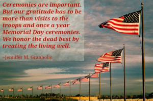 Patriotic Quotes for Memorial Day