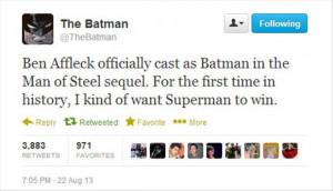 Return to Ben Affleck As Batman In The Superman Sequel – 24 Pics