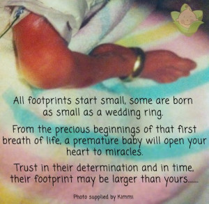 Babies born prematurely FIGHT to survive……