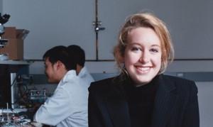 Progressing as a Teenage Entrepreneur - Elizabeth Holmes