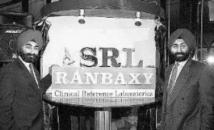 SRL Ranbaxy targets Rs 250-cr turnover -- Unveils new corporate ...