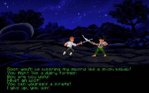 While most games would offer a traditional swordfighting mechanic, The ...