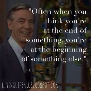 The Magic of Mister Rogers: Day 1