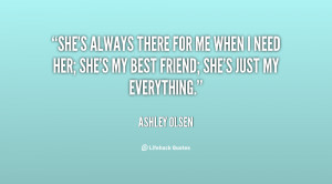 Always There for Me Quotes