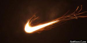 Nike Logo Twitter Cover