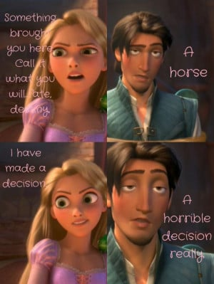 Tangled Quotes / Memes