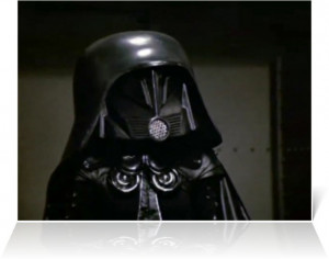 Rick Moranis as Dark Helmet in Spaceballs (1987)