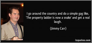 More Jimmy Carr Quotes