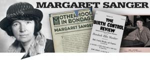 Margaret Sanger, a eugenicist