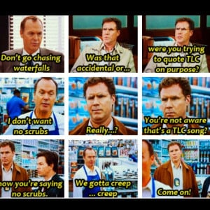 The other guys tlc quotes