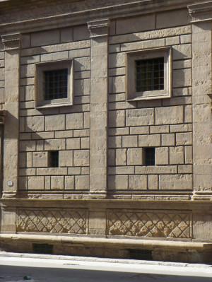 ... Leon Battista Alberti (1404-1472), built under the direction of