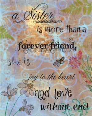 Thank You Quotes And Sayings For Sisters
