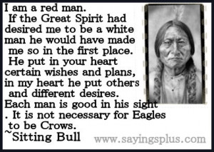 Native American Quotes / Famous American Indians