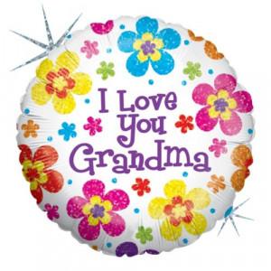 love you grandma i love you grandma why dont you