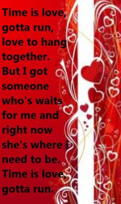 Josh Turner - Time is Love - song lyrics, song quotes, songs, music ...