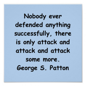 general george patton united staes army military west point war quote ...