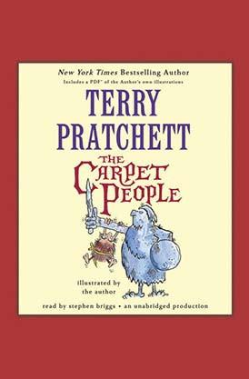 Explore the world of Terry Pratchett