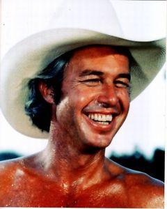 Dallas Steve Kanaly Shirtless 8x10 Photo M9557