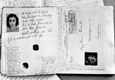 Heart-breaking correspondence and other documents detailing Frank's ...