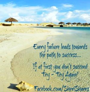 failure leading to success essays