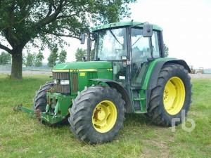 John Deere Tractor Tractors