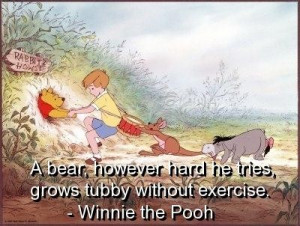 Winnie the pooh quotes and sayings meaningful wise funny bear