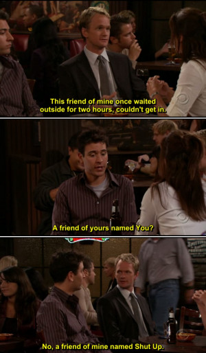 How I Met Your Mother Quote-4