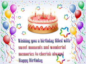 Happy birthday wishes Images and Pictures
