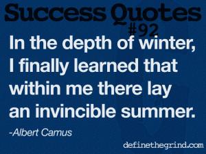 Success Quotes #76-100 Success Quotes #51-75 Success Quotes #26-50 ...