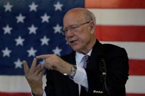 Pat Roberts years in Washington are both advantage vulnerability