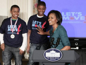 Michelle Obama Quotes About Childhood Obesity