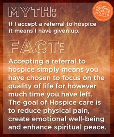 Quotes Hospice Care