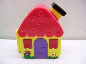 BLUES CLUES HOUSE TALKING ELECTRONIC LEARNING TOY