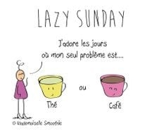 lazy sunday (© Mademoiselle Smoothie) More
