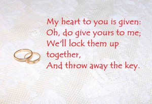 Wedding love quotes for marriage speeches