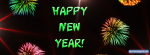 Happy New Year - Fb Cover