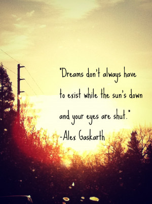 Related Pictures alex gaskarth quotes more